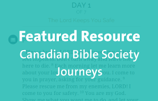 Bible Engagement Study Featured Journeys