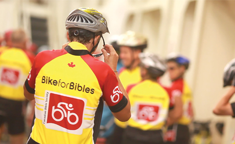 Bike for Bibles 2019